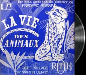 Vie des animaux (la) - Main title - Vie des animaux (la) - Générique