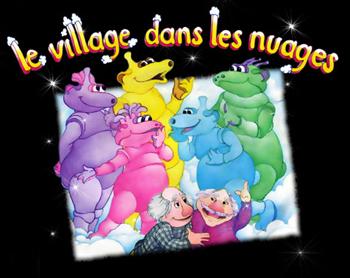 Le Village dans les Nuages - Main title - Village dans les Nuages (le)-  Générique