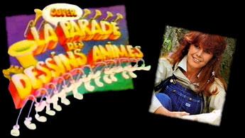 Les Visiteurs du Mercredi - Theme - Visiteurs  du Mercredi (les) -  La super parade des dessins animés