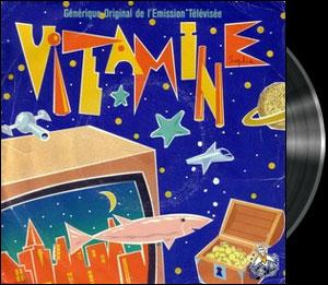 Vitamine - Vitamine - 1986 - Générique karaoké
