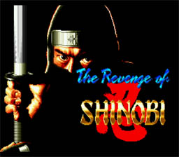The Shinobi - The Shinobi