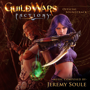 Guild Wars Factions Theme - Guild Wars Factions Theme