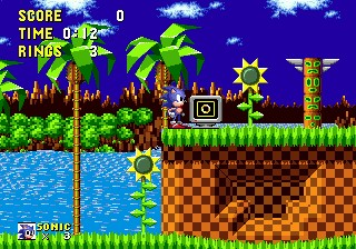 Green Hill Zone Theme - Green Hill Zone