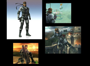 Metal Gear Solid - Encounter - Metal Gear Solid - Encounter