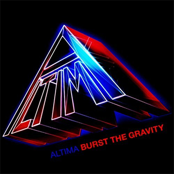 Burst the Gravity - 2nd Opening Song - Burst the Gravity