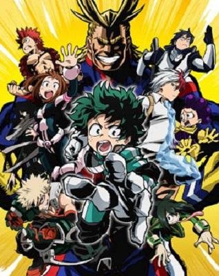 HEROES - 1st Ending (TV Size) - HEROES
