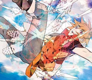 Kimi no Shinwa ~ Aquarion Dai Ni Shou - Opening Song - Kimi no Shinwa ~ Aquarion Dai Ni Shou