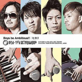 Boys be Ambitious!! - 10th Ending Song - Boys be Ambitious!!