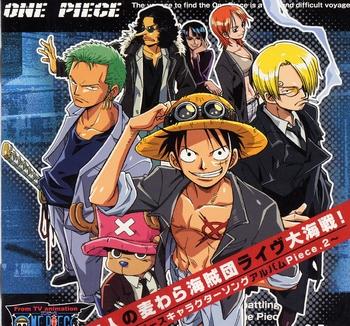 We Are! ~7-nin no Mugiwara Kaizoku-danhen~ - 7th Opening song - We Are! ~7-nin no Mugiwara Kaizoku-danhen~