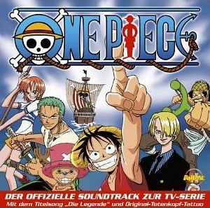 one piece intro deutsch