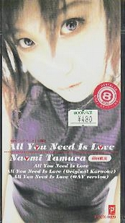 All You Need is Love - Ending theme - All You Need is Love