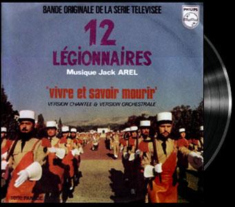 Douze Légionnaires (les) - Main title - Douze Légionnaires (les) - Générique