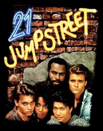 21, Jump Street - 2nd Main title (3rd season) - 21, Jump Street - 2ème Générique (3eme saison)