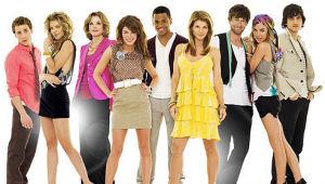 90210 - Main title - 90210, Beverly Hills nouvelle génération - Générique