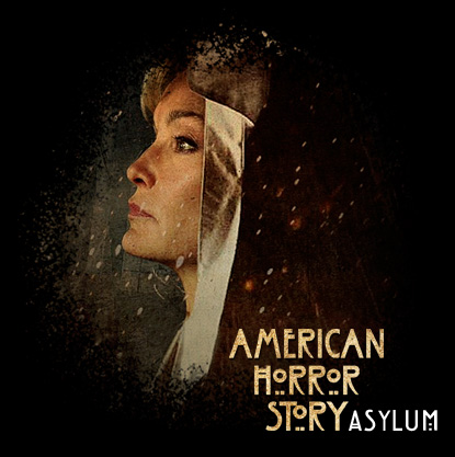 American Horror Story : Asylum - Main title - American Horror Story : Saison 2