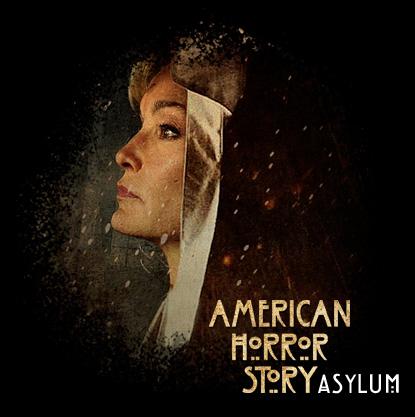American Horror Story : Asylum - Main title - American Horror Story : Saison 2