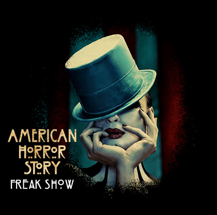 American Horror Story : Freak Show - Main title - American Horror Story : Saison 4