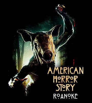 American Horror Story : Roanoke - Main title - American Horror Story : Saison 6