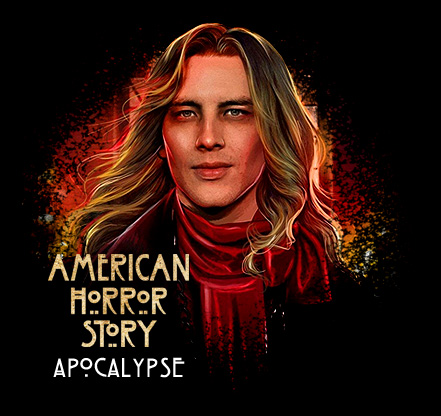 American Horror Story : Apocalypse - Main title - American Horror Story : Saison 8