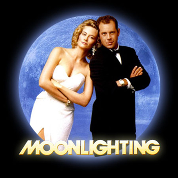 Moonlighting - Main title - Clair de lune - Générique