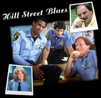 Hill Street Blues - Main title - Hill Street Blues / Capitaine Furillo - Générique