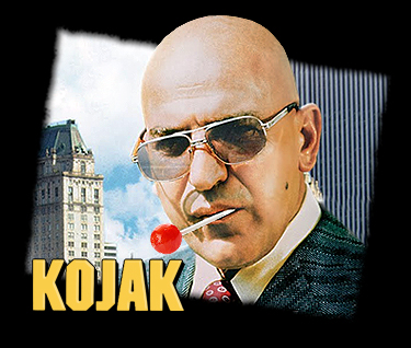 Kojak - Main title cover seasons 1 to 4 - Kojak - Saisons 1 à 4 Reprise