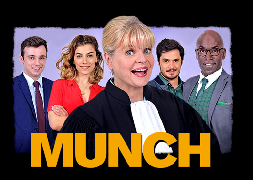 Munch - Main title - Munch - Générique