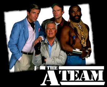 A-Team (the) - Main title - Agence tous risques (l') - Générique américain