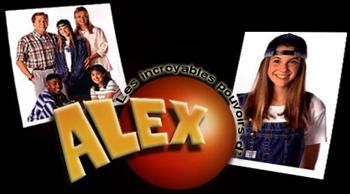 Secret World of Alex Mack (the) - French main title - Incroyables pouvoirs d'Alex (les) - Générique