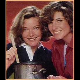 Kate and Allie - End title - Aline et Cathy - Générique de fin
