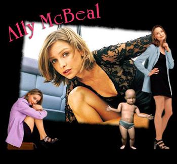 Ally McBeal - End title - Ally McBeal - Générique de fin