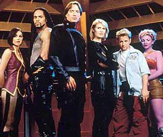 Andromeda - Season 2 main title - Andromeda - Générique saison 2