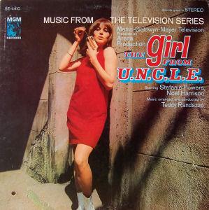 Girl From U.N.C.L.E. (the) - Main title - Annie, Agent très spécial - Générique
