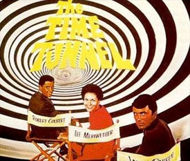Time Tunnel (the) - Main title - Au Coeur du Temps - Générique