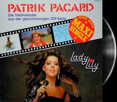 Patrik Pacard - Main title - Aventures du jeune Patrick Pacard (les) - Générique