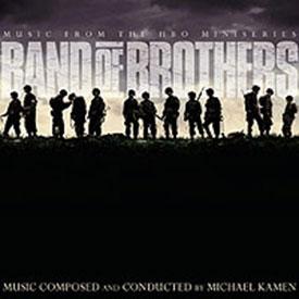 Band of Brothers - Main title - Frères d'Armes - Générique