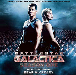 Battlestar Galactica (2004) season 1 - Prologue - Battlestar Galactica (2004) saison 1 - Prologue