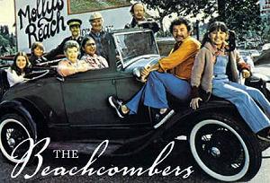 Beachcombers (the) - Main title 1986 - Sur la côte du Pacifique - Générique 1986