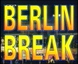 Berlin Break - Main title - Berlin Antigang - Générique