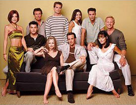 Beverly Hills 90210 - Season 1 main title - Beverly Hills 90210 - Générique - Saison 1