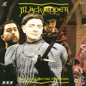 Black Adder (the) - Main title - Vipère Noire (la) - Générique VO période 1