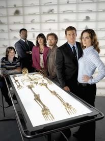 Bones - End title - Bones - Générique de fin