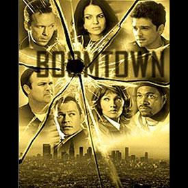 Boomtown - Main title - Boomtown - Générique