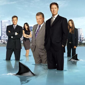 Boston legal - End title - Boston justice - Générique de fin