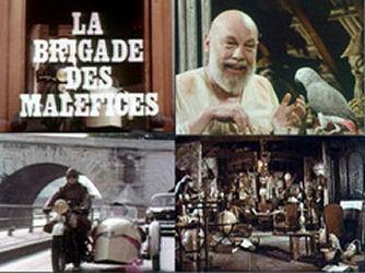 Brigade des maléfices (la) - Main title - Brigade des maléfices (la) - Générique