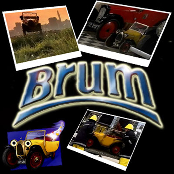 Brum - End title 1rst and 2nd season - Brum -  Générique de fin saisons 1 et 2