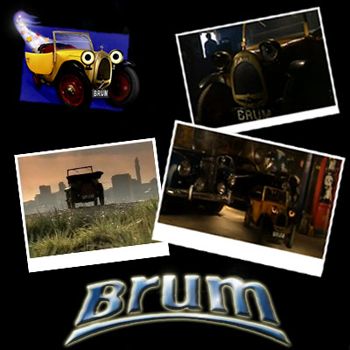 Brum - Main title 1rst and 2nd season - Brum -   Générique des saisons 1 et 2