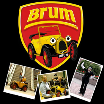 Brum - Main title  season's 3rd at 5th  - Brum -  Générique des saisons 3 à 5