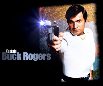 Buck Rogers in the 25th Century - French speech  - Buck Rogers - Intro Générique VF