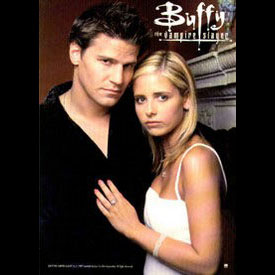 Buffy the Vampire Slayer - Angel Love theme - Buffy contre les vampires - Thème - Angel Love theme